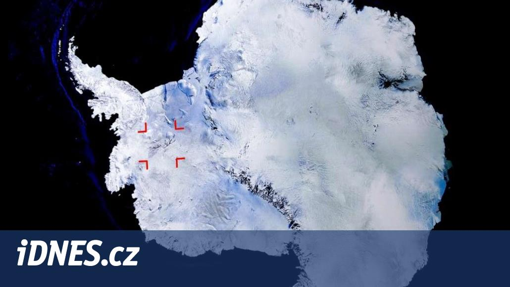 Svérázný plán na záchranu Antarktidy. Vědci navrhují podmořské zdi