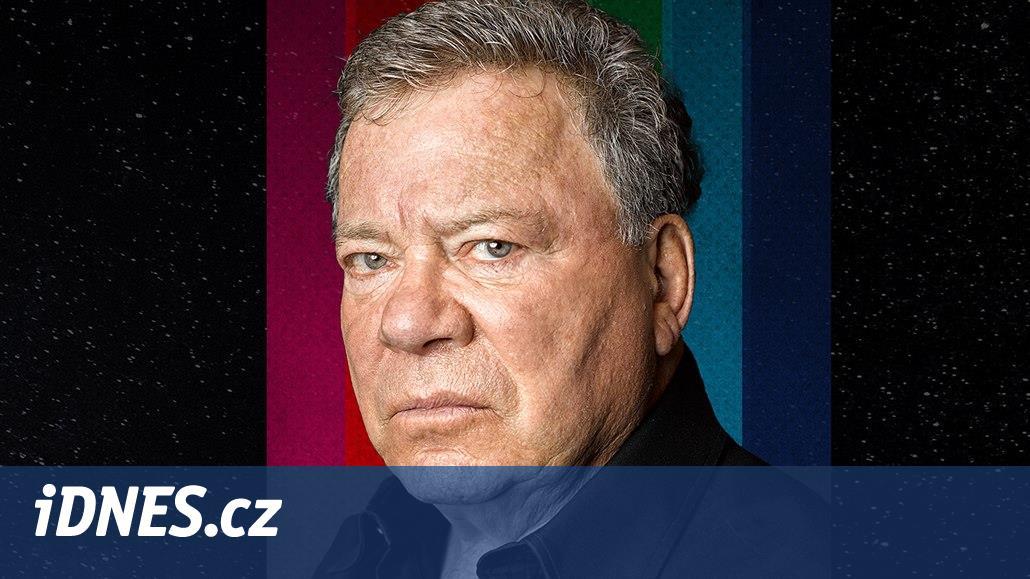 Promítání filmu Star Trek a beseda s Shatnerem bude 23. března