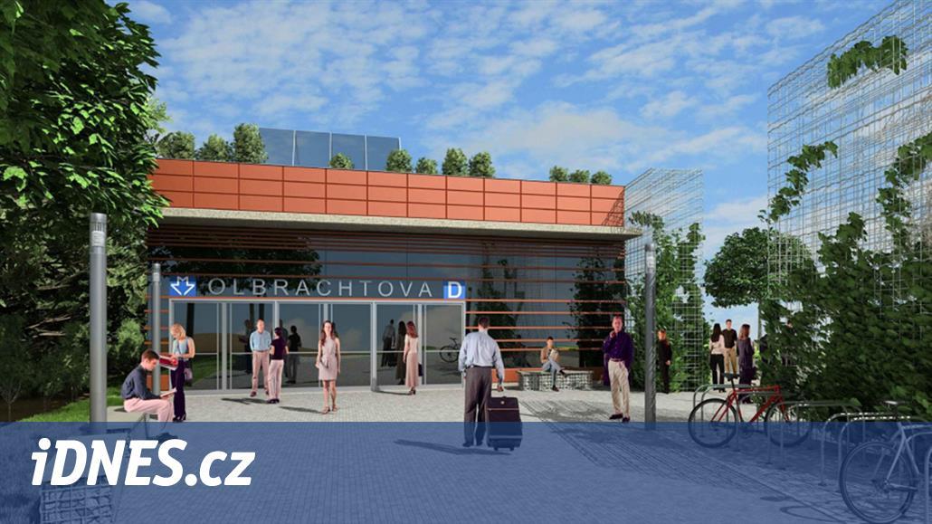 Metro do Písnice spolkne 40 miliard, nejdražší budou tunely a vestibuly