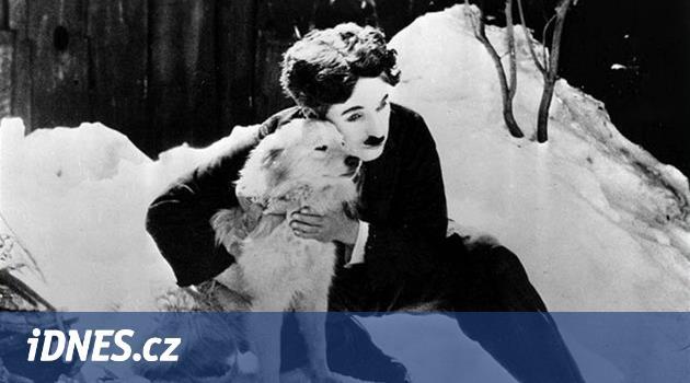 b7a99c9590e Čestným členem brněnského Devětsilu byl i Charlie Chaplin - iDNES.cz
