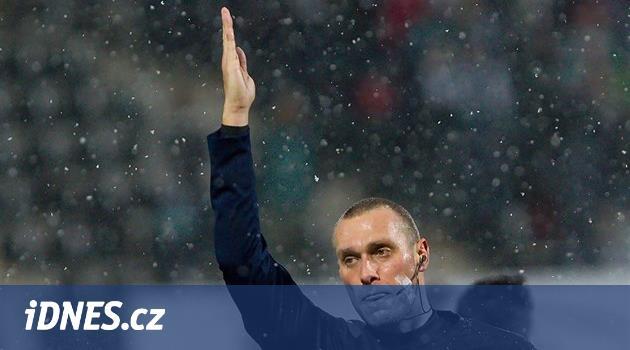 Spartu zase naštval sudí Zelinka, neodpískal penaltu proti Jihlavě