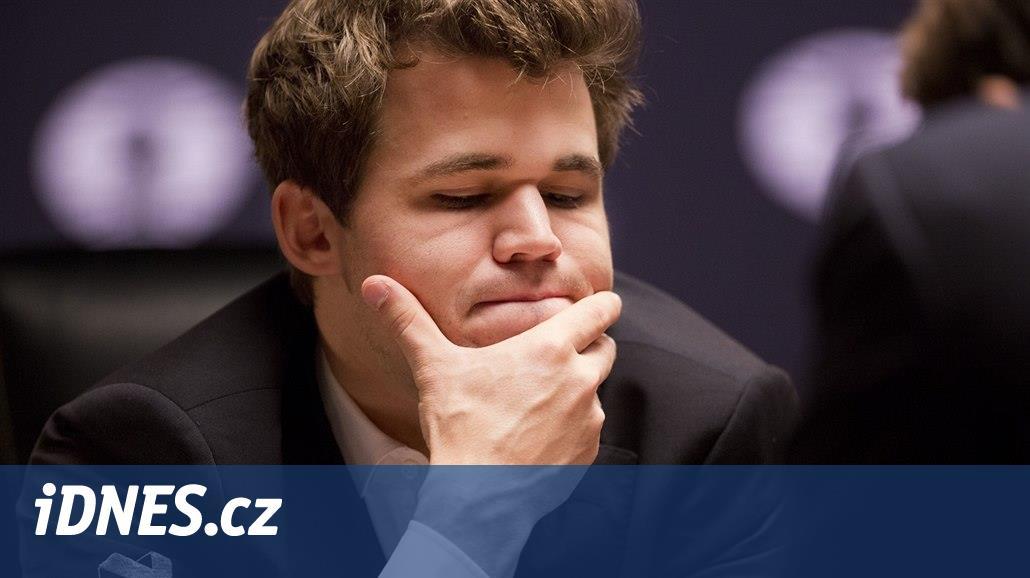 I šestá partie boje o šachový titul skončila v Londýně remízou