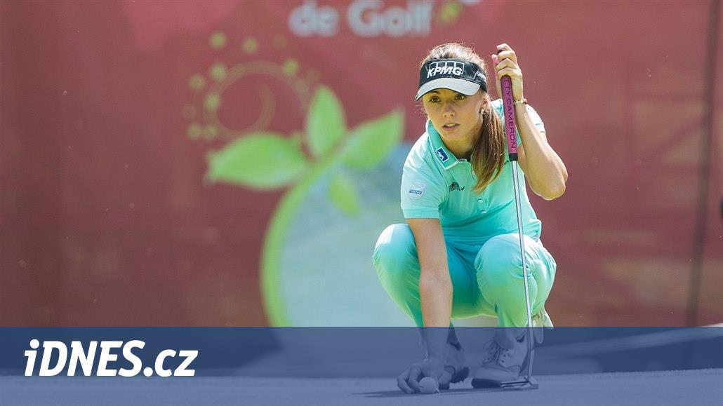 Golfistka Spiková je v Maroku čtvrtá, může myslet na obhajobu