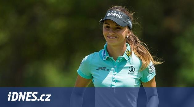 Golfistka Spilková začala v Boca Raton v paru a na 27. místě