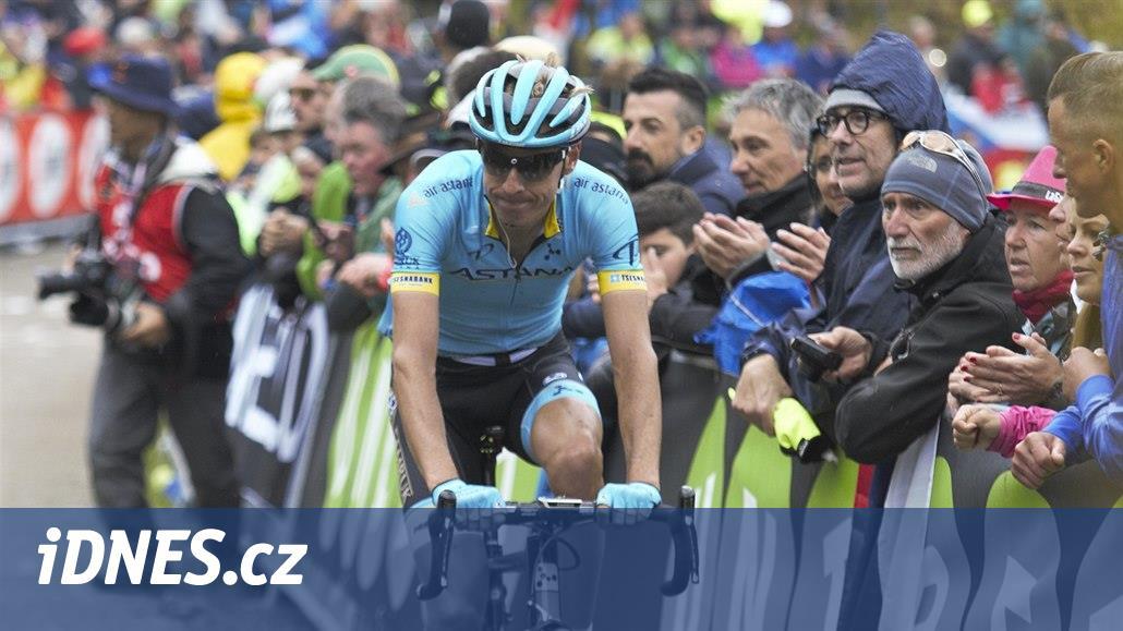 Před rokem byl v CCC lídrem, dokončil Giro na výborném