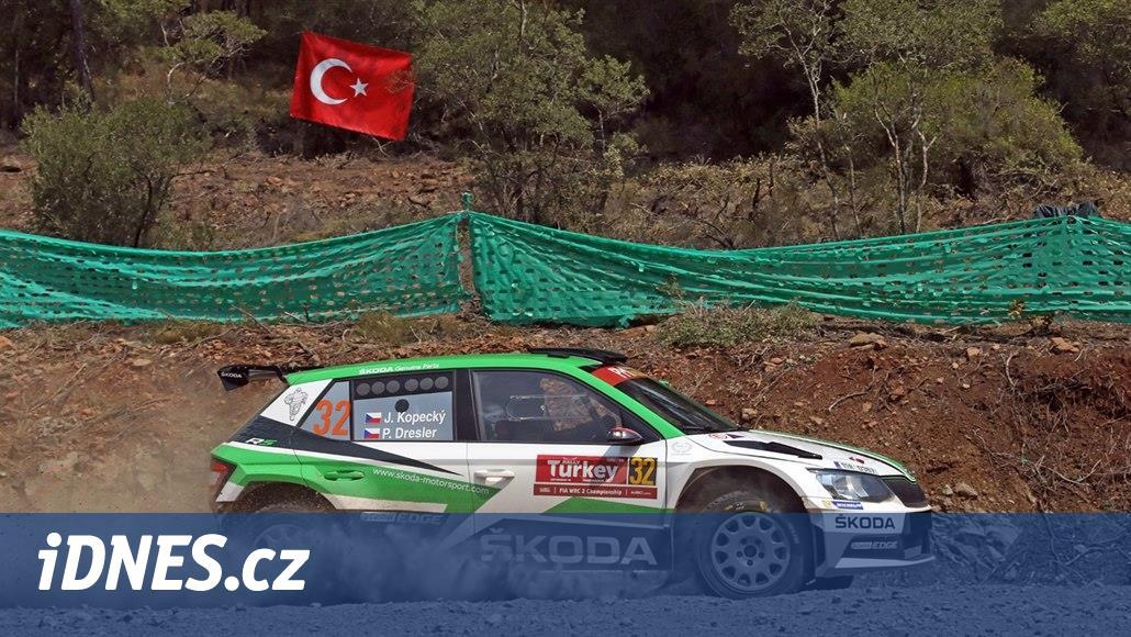 Našlapané pořadí Turecké rallye vede po první etapě Neuville