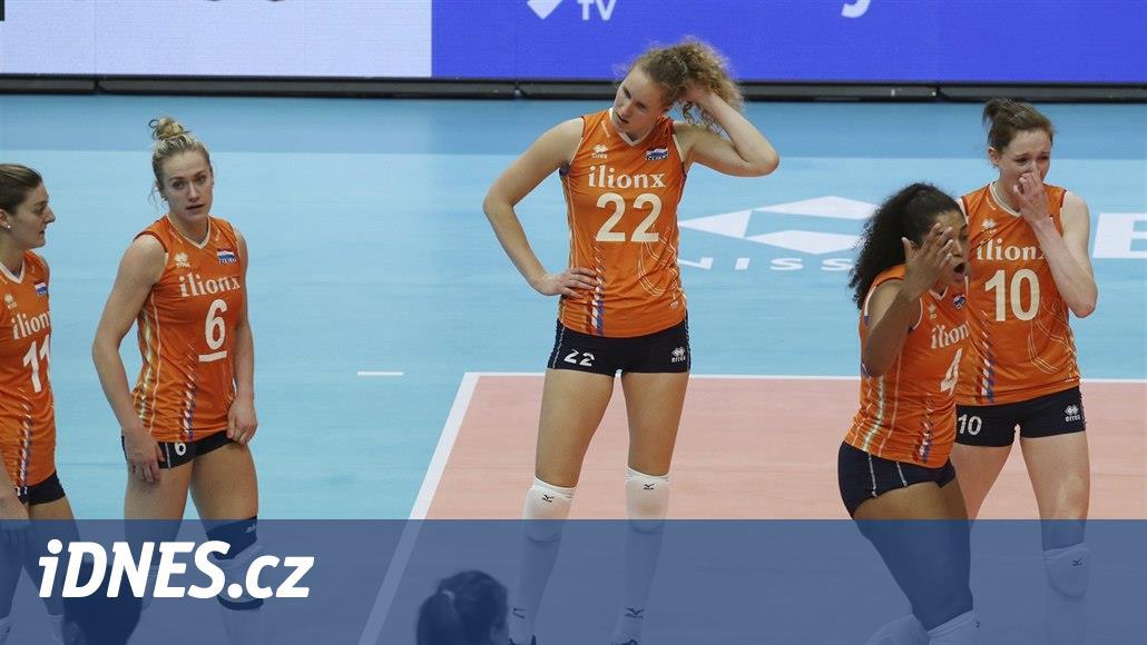 Čínské volejbalistky porazily Nizozemsko a na MS slaví bronz