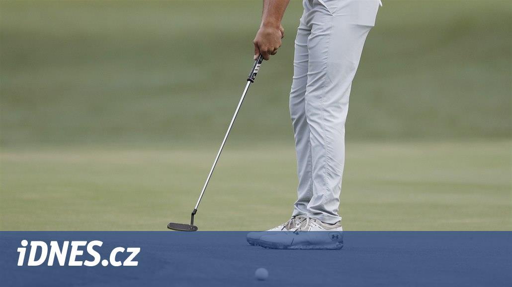 Caldwell vyhrál na společném golfovém turnaji pro muže a ženy v Göteborgu