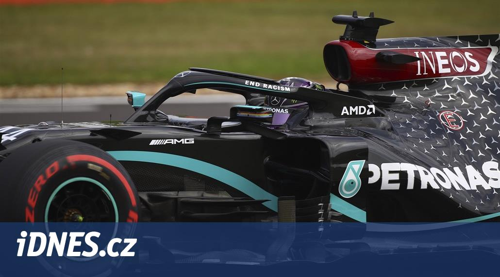 ONLINE: Jede se jubilejní Velká cena F1, vyhraje Hamilton počtvrté v řadě?