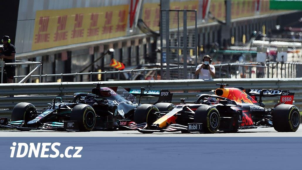 Hamilton čelil po kolizi s Verstappenem rasistickým urážkám