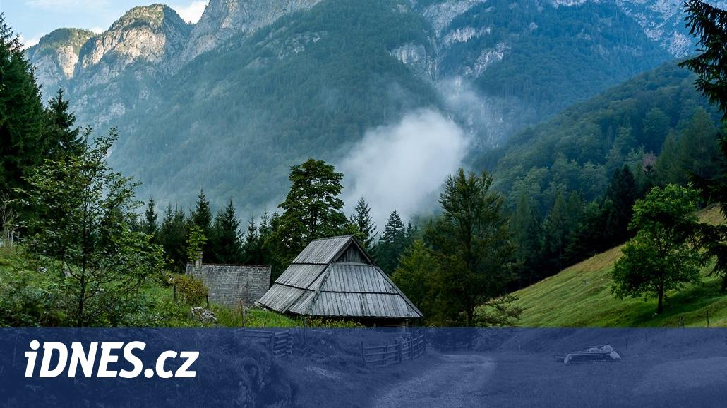 c2271aa3590 Triglav  Kolik triček propotíte cestou na vrchol  - iDNES.cz