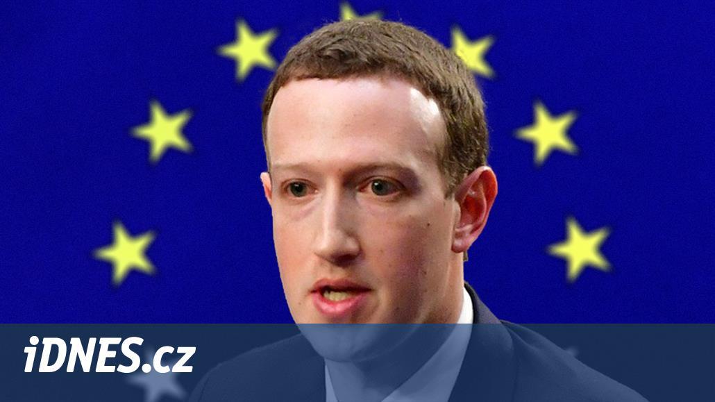 Šéf Facebooku předstoupí před parlament EU. Omluví se a bude vysvětlovat
