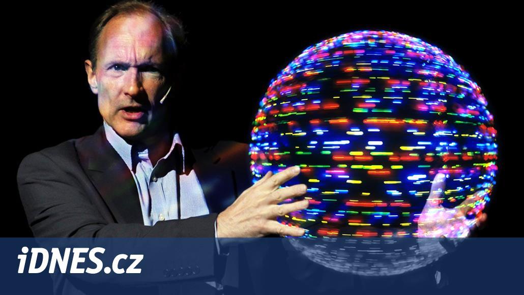 Nelíbí se mi, kam se internet vydal, říká vynálezce WWW. Chce to změnit