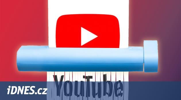 YouTube postihl dočasný výpadek, nefungoval ani v Česku