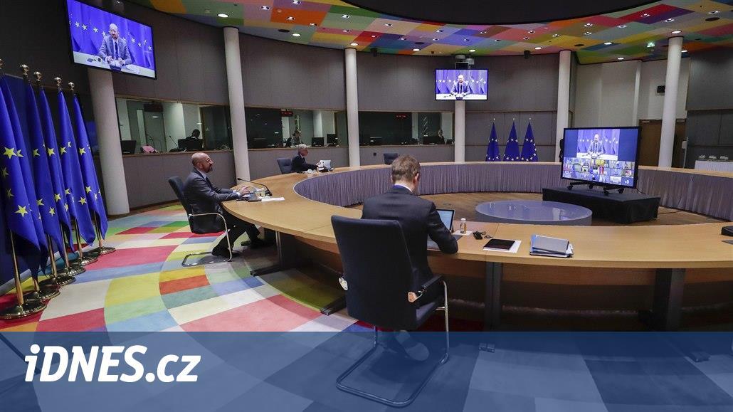 Evropská unie odsoudila vrbětický útok. Ruská reakce je nepřiměřená, uvedla