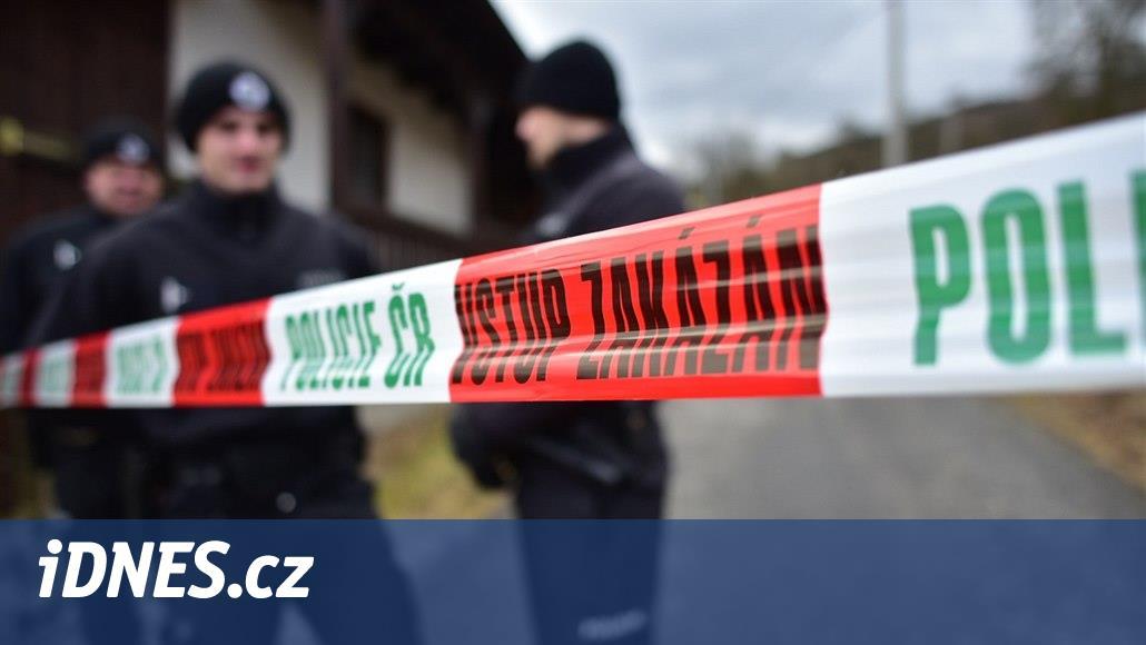 Policie vyšetřuje násilnou smrt muže ve Vrchlabí, zadržela podezřelého