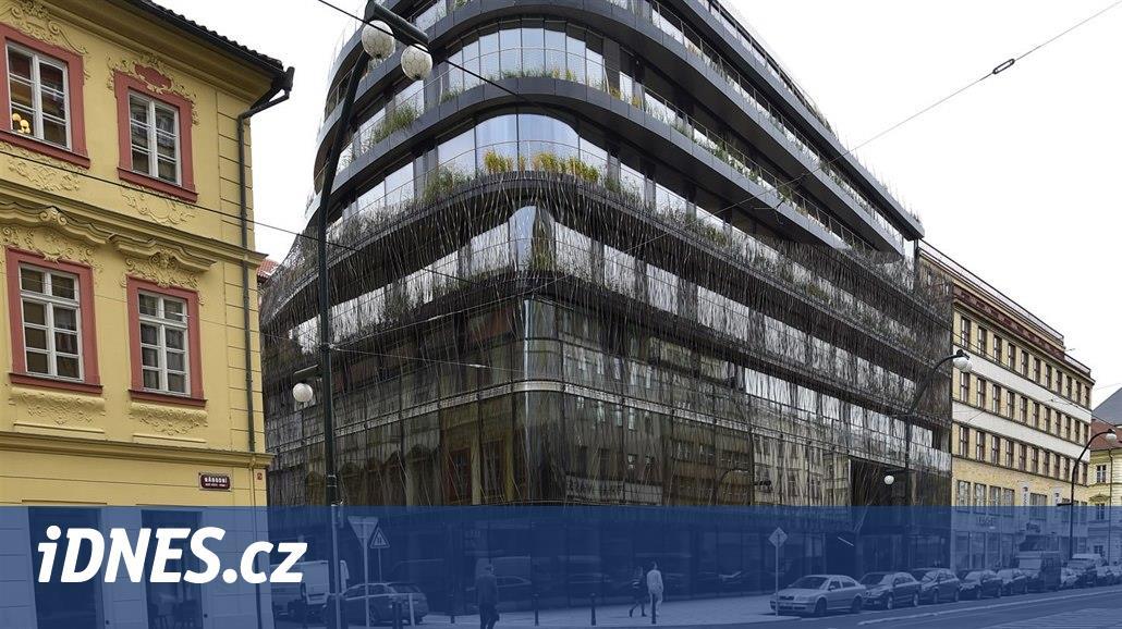 Po Drnu na Národní chce Praha zastavět i další proluky v centru