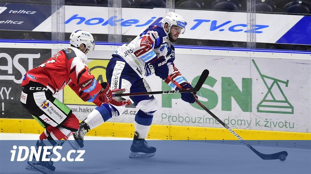 Na Brno! Pardubičtí hokejisté touží po šesté výhře v řadě