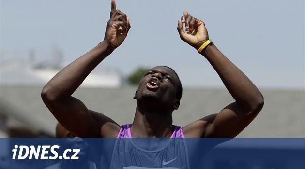 Čtvrtku na Zlaté tretře poběží olympijský šampion Kirani James