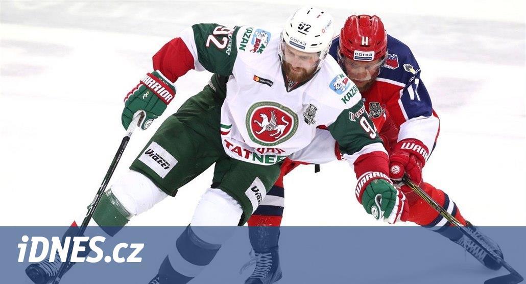 Hokejisty Kazaně dělí jedna výhra od zisku Gagarinova poháru