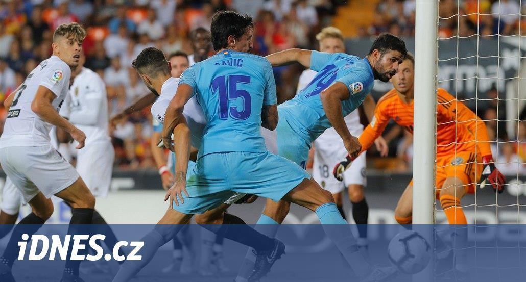 Připravujeme podrobnostiVýsledky 1. kola:Valencie - Atlético Madrid 1:1 (56. Rodrigo