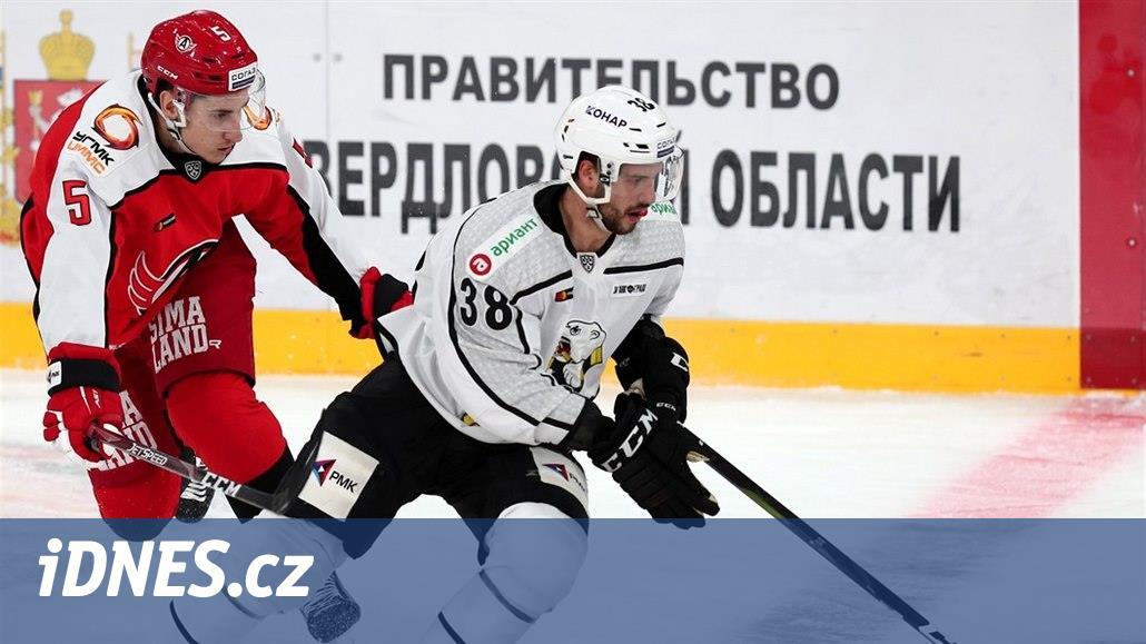 Will si poprvé zachytal v play off KHL, Čeljabinsku už ale ke zvratu nepomohl