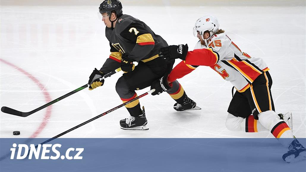 Útočník Zykov z Vegas dostal v NHL distanc na 20 zápasů za doping