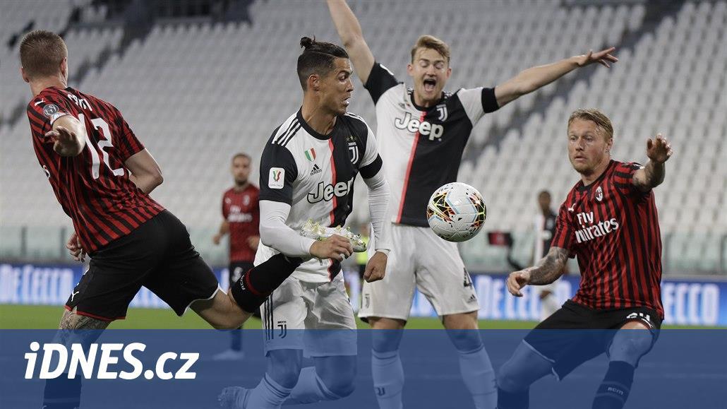 """Inter, Juventus a AC Milán trest za """"účast"""" v Superlize nedostanou"""