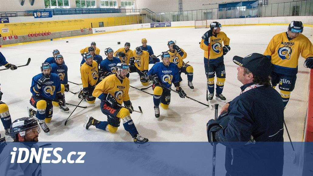 Zlínští i vsetínští hokejisté jsou opět na suchu, upínají se k ledu