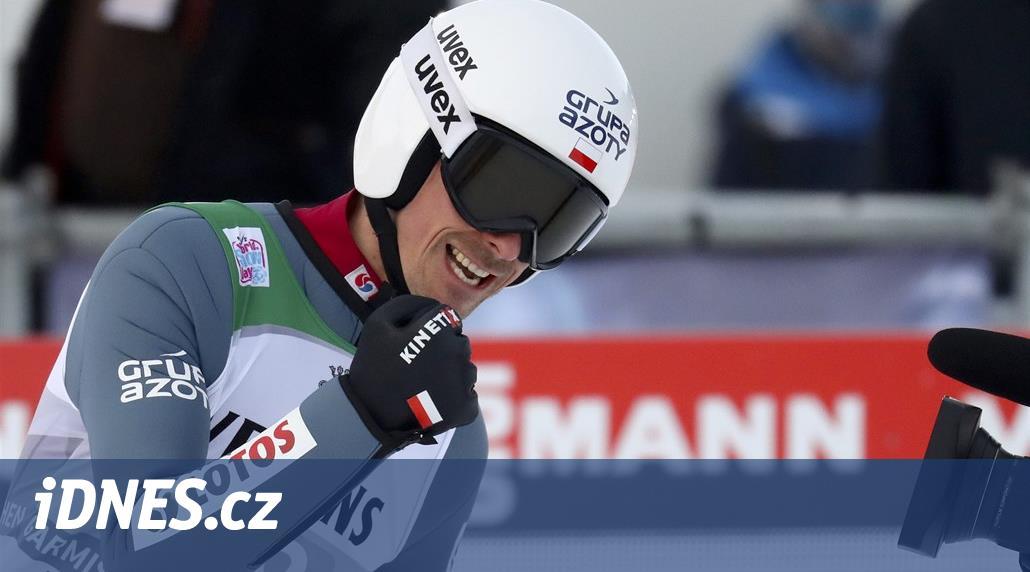 Čeští skokani se trápí i na mistrovství světa, první kolo vyhrál Žyla