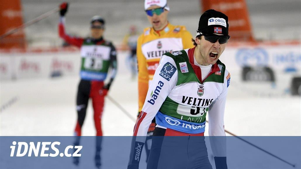 Sdruženáři Vytrval s Pažoutem byli třináctí v závodě dvojic v Lahti