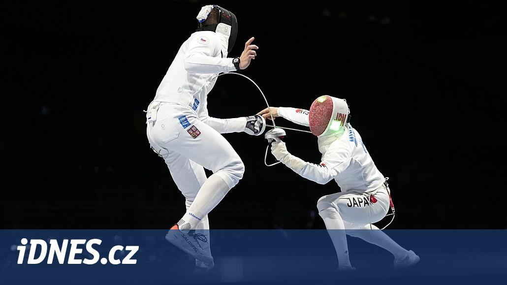 Kordistu Jurku vyřadil z olympijského turnaje domácí Minobe o jediný zásah