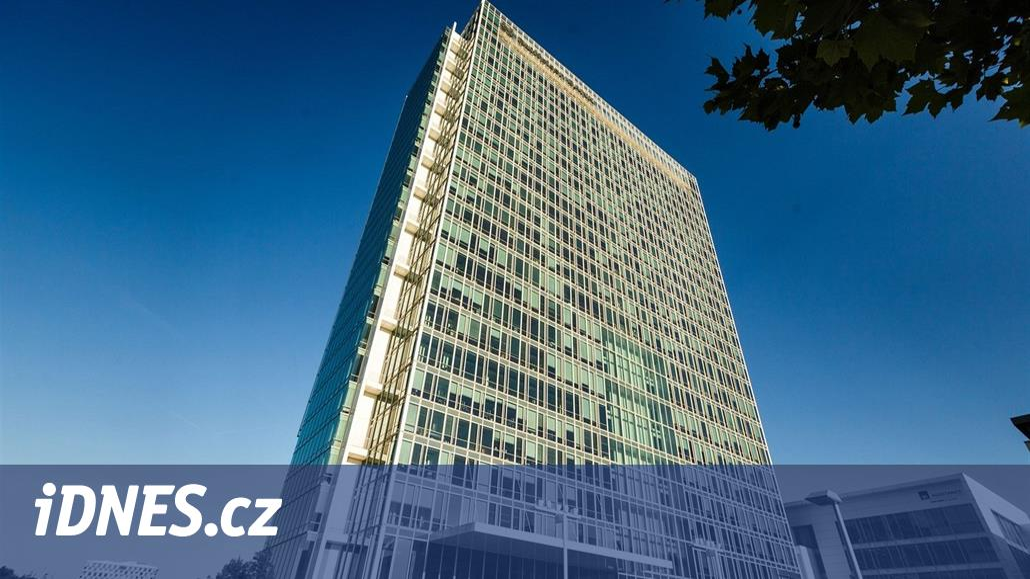 City Tower | Nejvy budova v esk republice