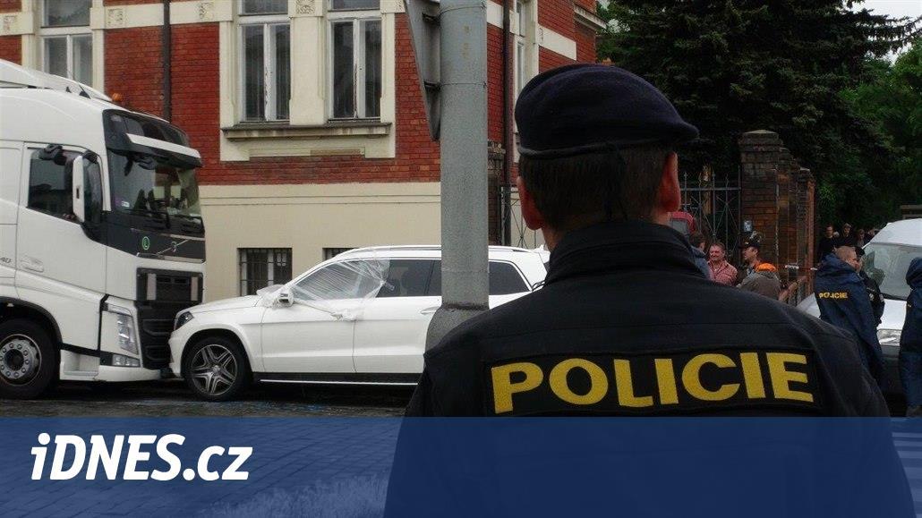 Za vraždu podnikatele dostal uprchlý Rus 18 let vězení a vyhoštění