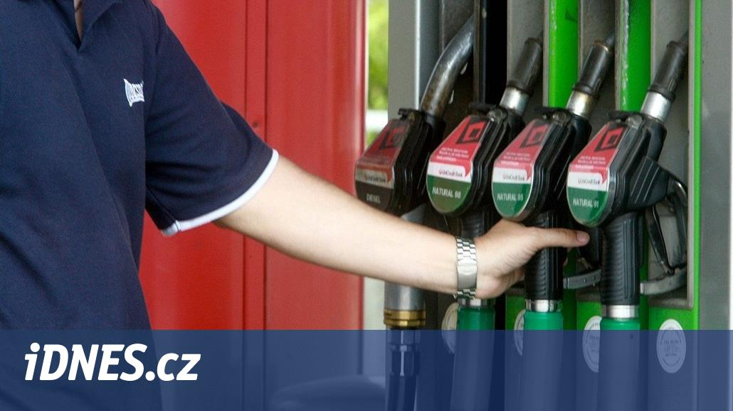 Přehledně: Za kolik natankujete benzin a naftu ve 28 zemích Evropy