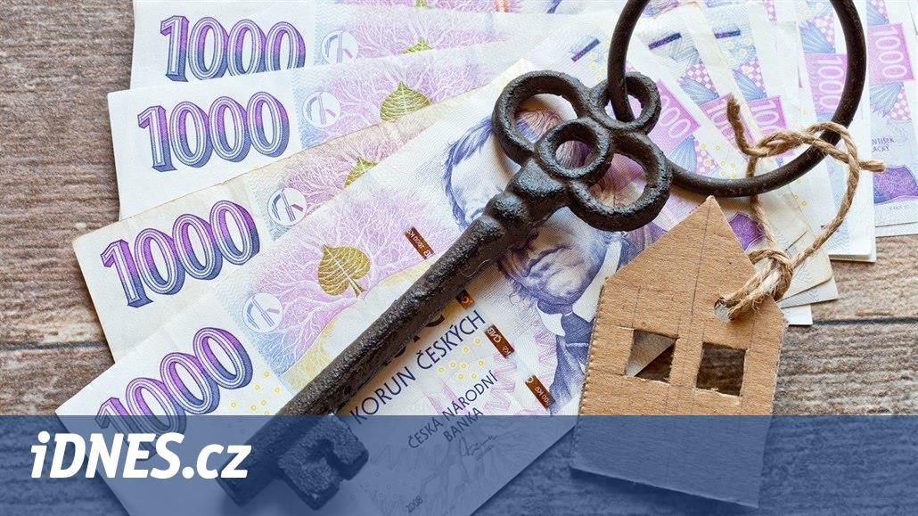 Blíží se krize hypotečního trhu? Zájem o hypotéky začíná klesat