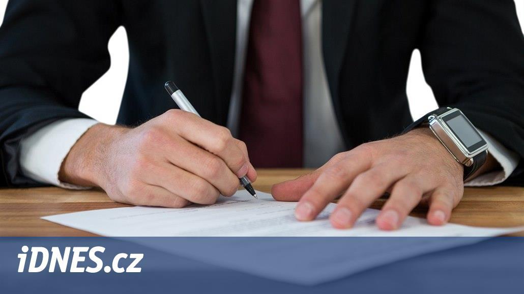 Už 100 tisíc Čechů sepsalo závěť u notářů. Předejdou tak sporům mezi dědici