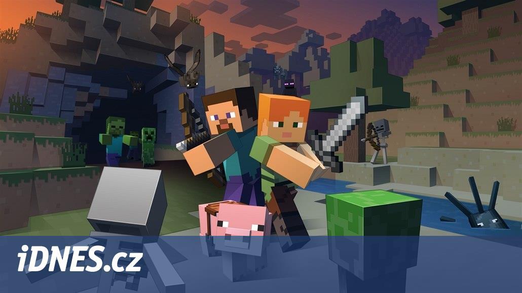 Vyzkoušejte si ranou verzi Minecraftu přímo v prohlížeči a zadarmo