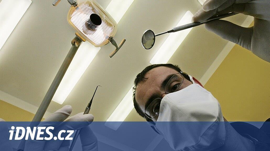 Stát láká zubaře na venkov dotacemi. Na Vysočinu se jim ani tak nechce