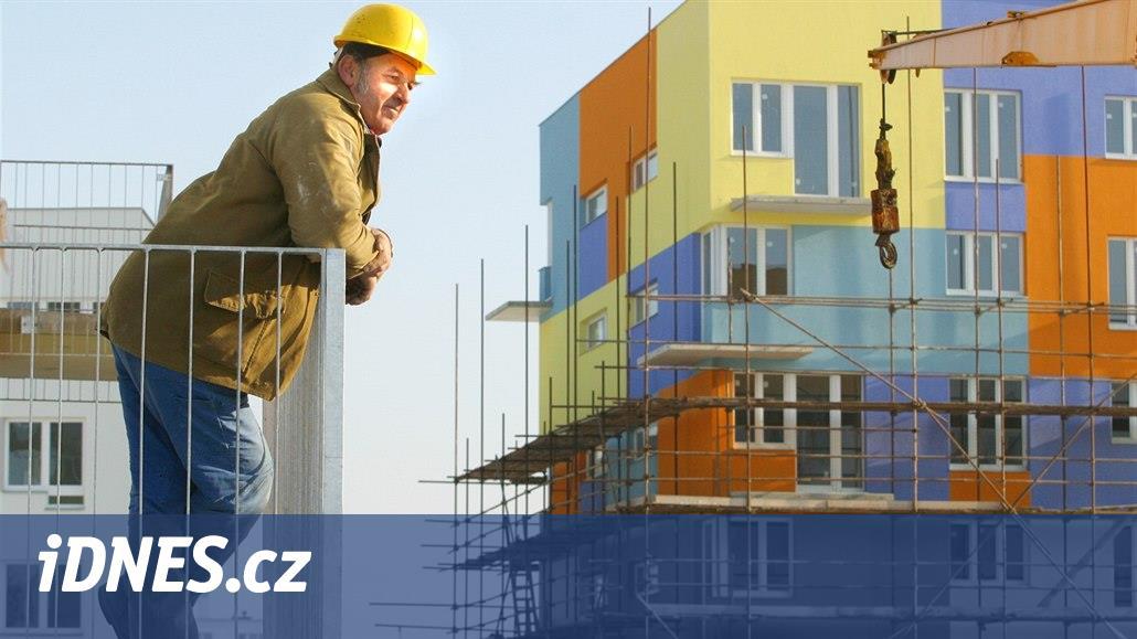 Developeři utíkají z Prahy. Starý územní plán brzdí výstabu nových bytů