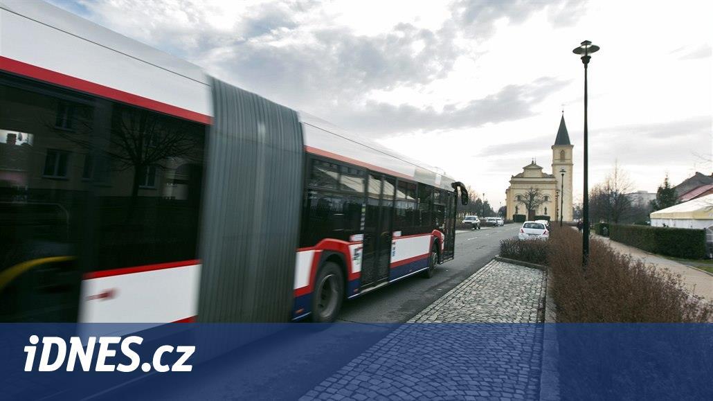 Olomouc vrátí část zrušených autobusů do jihovýchodní části města