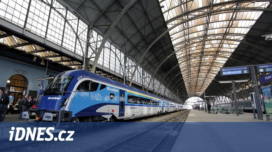 Kladno s centrem Prahy spojí moderní trať. Do deseti let, slibuje SŽDC