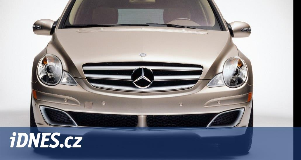 S emisemi švindlovaly i diesely Mercedesu, tvrdí Američané