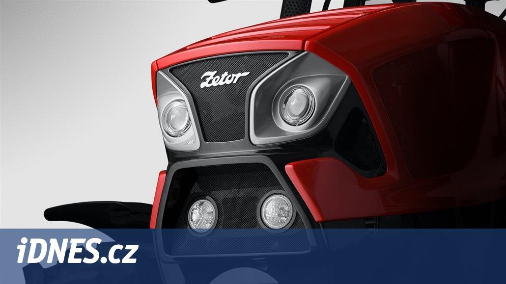 Zetor chce s Indy vyvinout nový traktor, nabídnou ho i v Africe