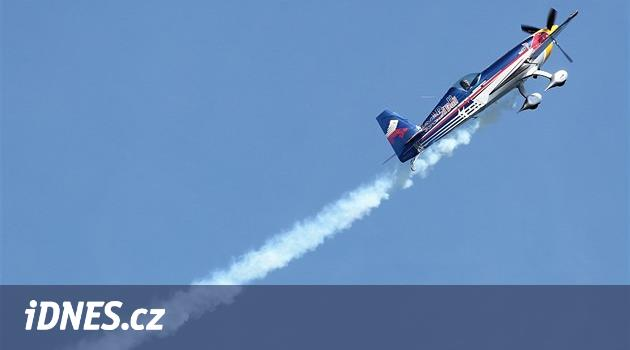 Pilot Šonka ovládl Air Race v Budapešti, průběžně drží třetí pozici