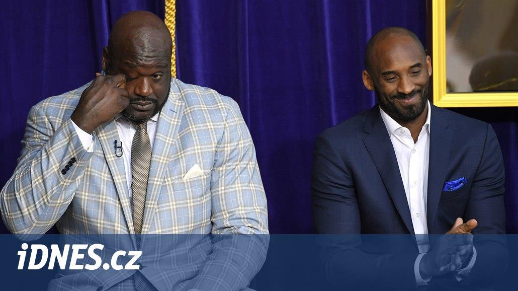 Ztratili jsme bratra. Kobeho Bryanta oplakávají Jordan i O'Neal