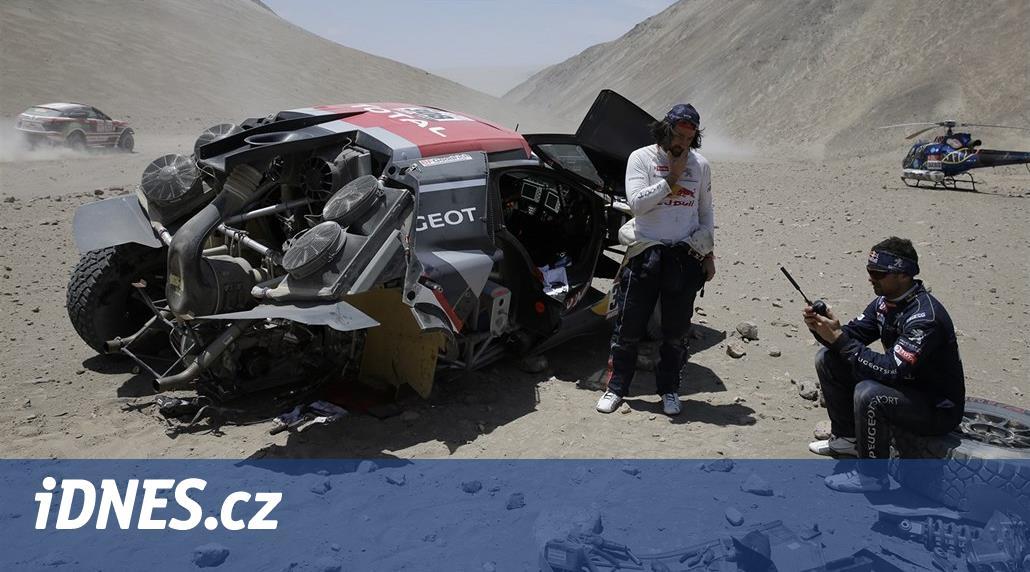 Prokop na Dakaru dojel i po defektu desátý, celkově zůstal devátý