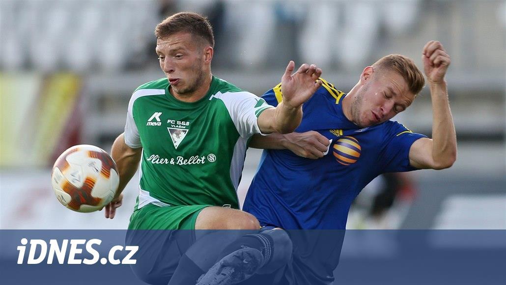 Fotbalisté Jihlavy po čtyřech zápasech vyhráli, Ústí padlo ve Znojmě