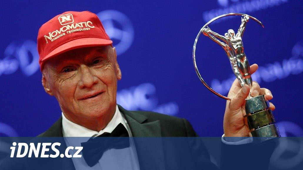 Mezinárodní automobilová federace vyhlásila osobností roku zesnulého Laudu