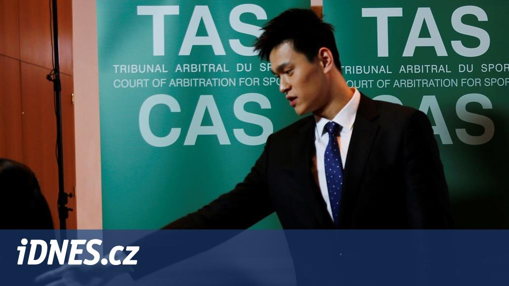 Sun Jangův případ u arbitráže začal. Vládly mu problémy s překladateli
